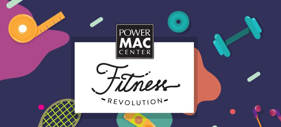 Power Mac Center Fitness Revolution