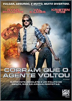 Download - Corram Que o Agente Voltou DVDRip - AVI - Dual Áudio