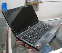 jual laptop second acer 4535