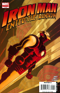 Week'n Read'n - Iron Man: Enter the Mandarin