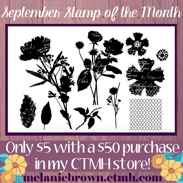 September stamp of the month