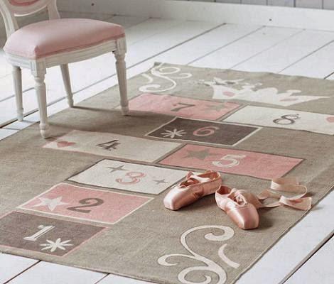 Premam s y beb s decoidea elige la alfombra adecuada - Alfombra nina ...