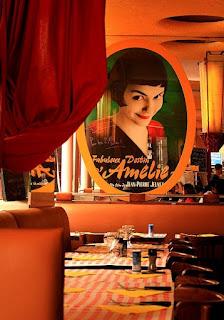Café des 2 Moulins amelie cafetería
