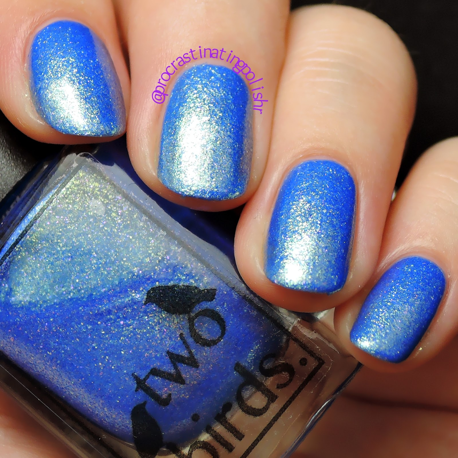 Two Birds Lacquer - Afternoon Swim