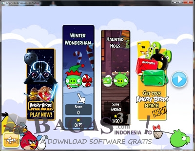 Angry Birds Seasons 3.2.0 Full Patch 2