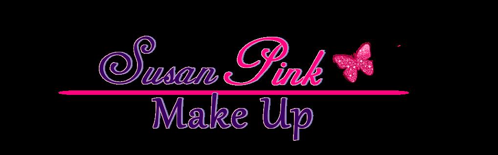 Susan Pink Makeup
