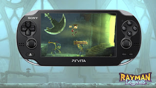 rayman legends psv screen 4 Rayman Legends (PSV)   PlayStation Vita Trailer & Screenshots