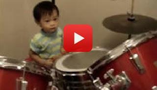 Video Music Muzik Drum Belajar