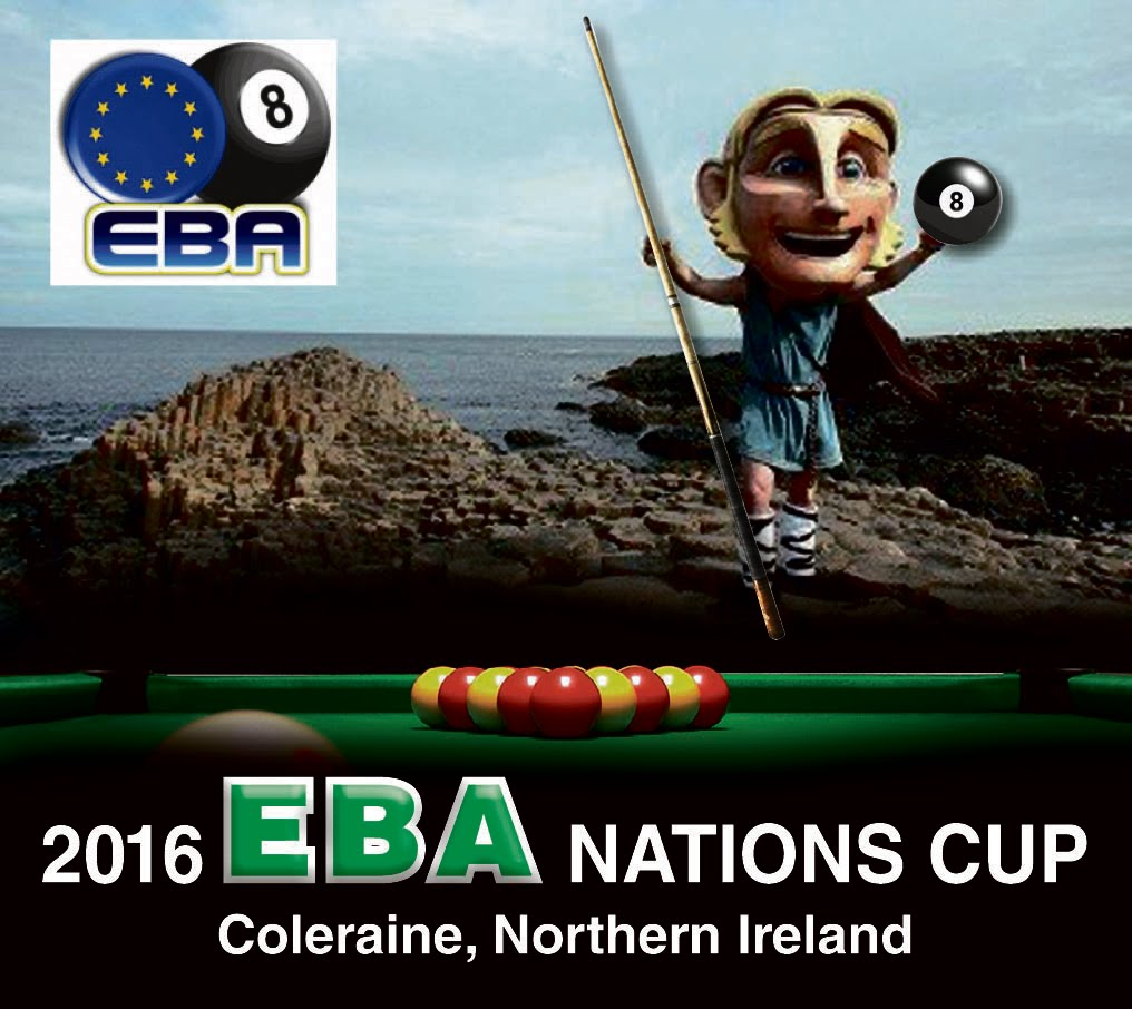 The 2016 EBA NATIONS CUP OF POOL
