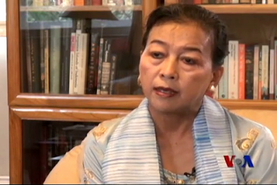 Dr. Yin Yin Nwe