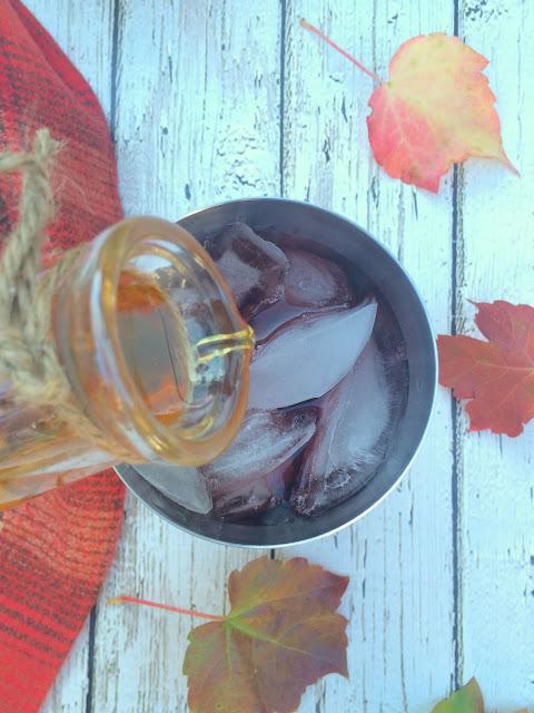 Cranapple-tini Recipe for Fall   www.jacolynmurphy.com