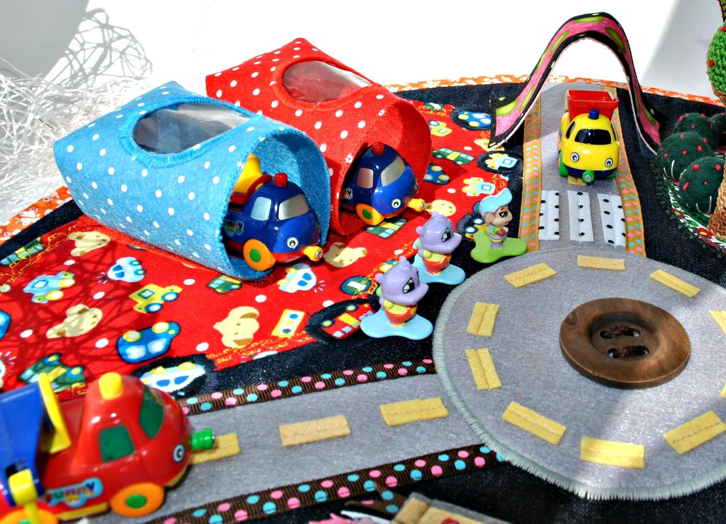 Детские развивающие коврики 86