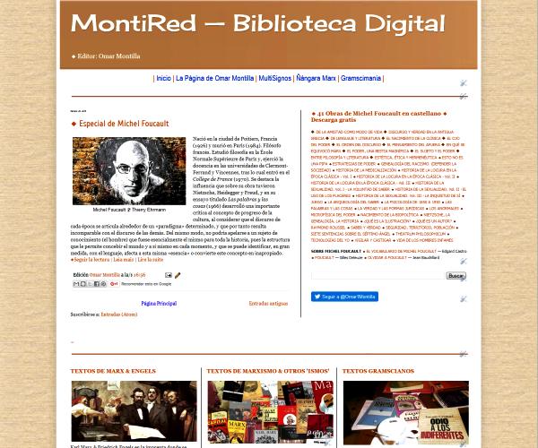 Recomendamos visitar y consultar nuestra Biblioteca Digital