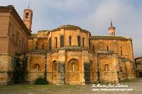 Monasterio de Santa María la Real de  Fitero Cisterciense Navarra