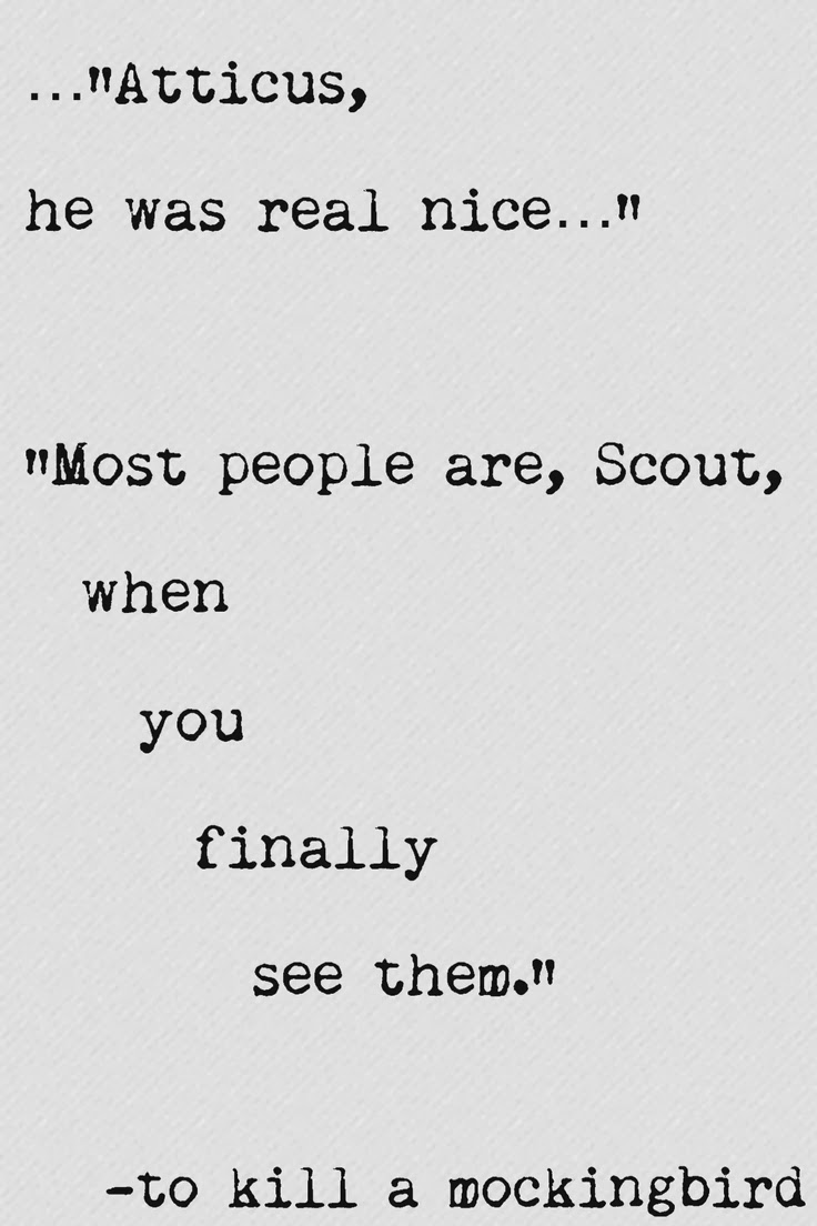 To Kill a Mockingbird 1962 - Quotes - IMDb