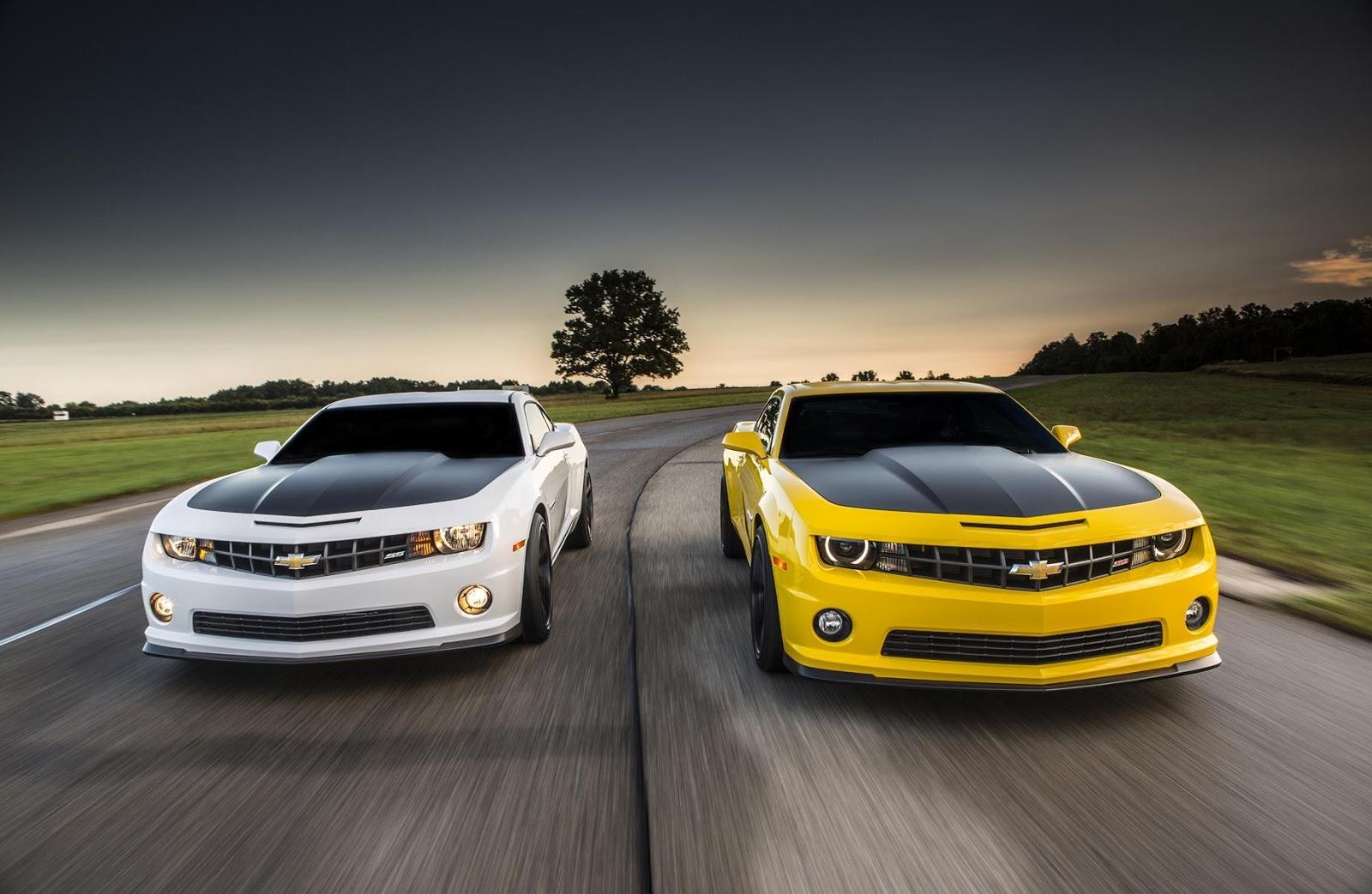 Chevrolet Car Wallpaper