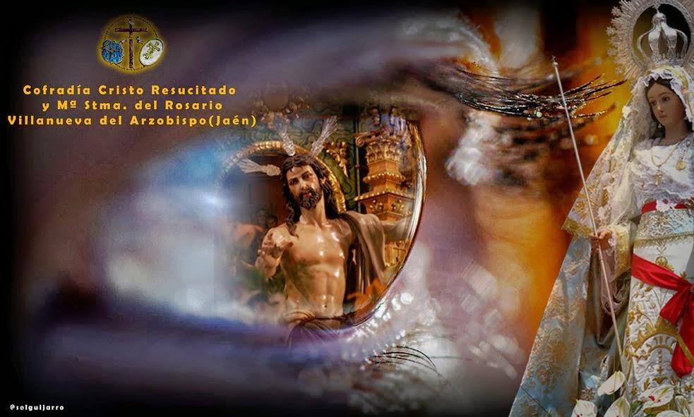 Cofradía Cristo Resucitado y Mª Stma. del Rosario