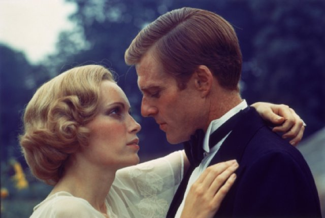 The Great Gatsby 1974 The Girl with the Whit...