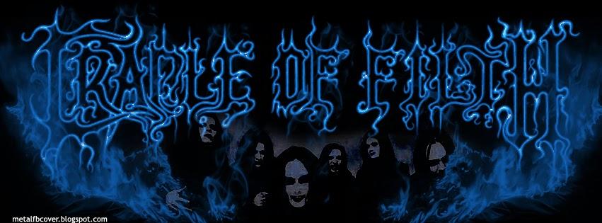 Metal Facebook Cover: Cradle Of Filth Facebook Timeline Covers