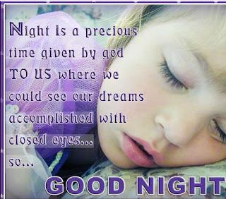 selamat tidur