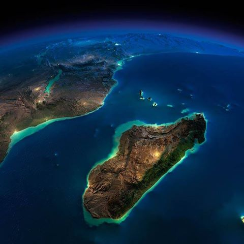 Madagascar the Sacred Island