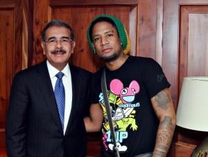 Vakeró anuncia su apoyo a Danilo