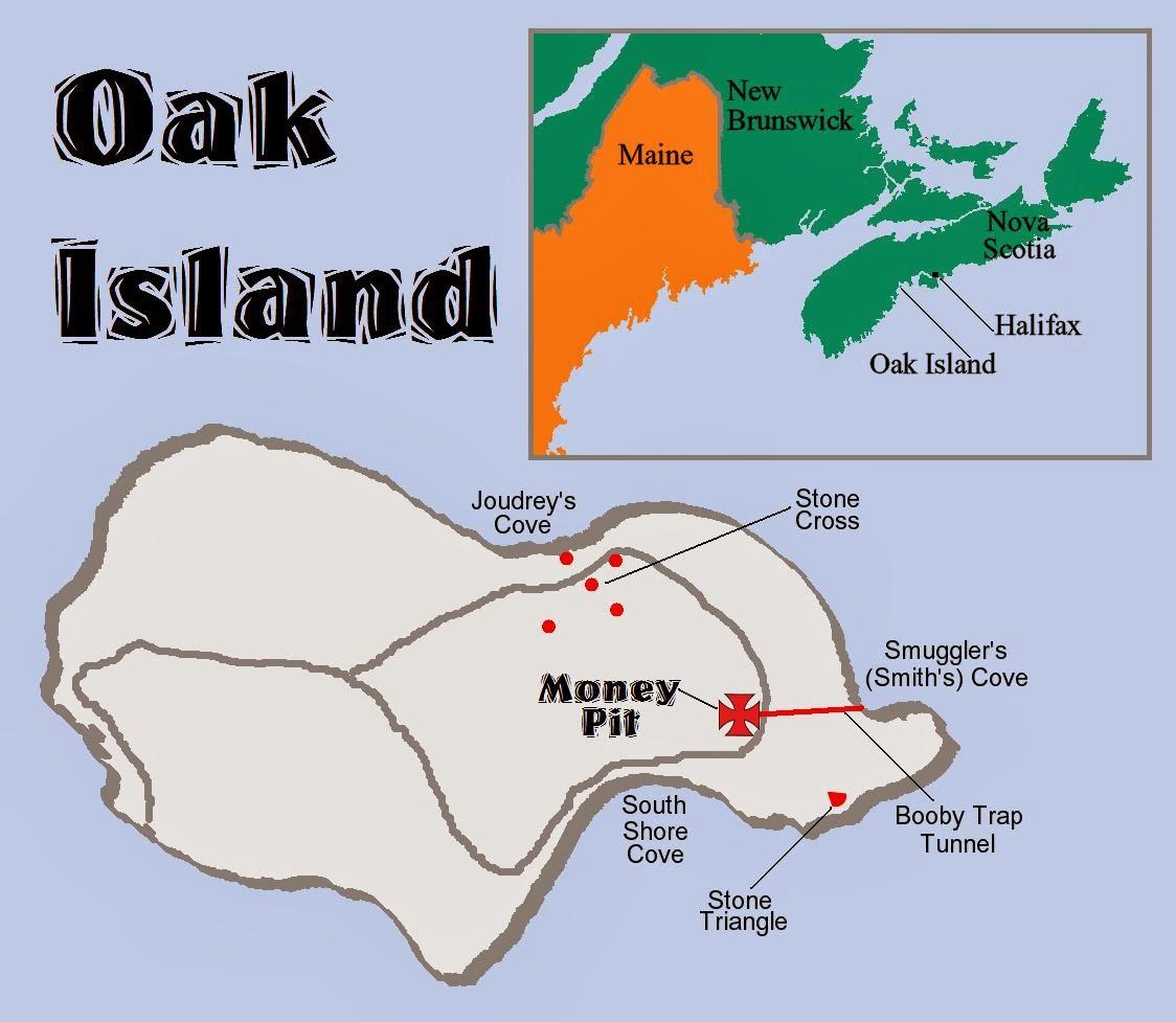 Canadian Archives Oak Island
