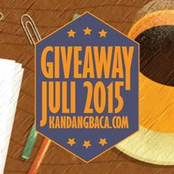 Giveaway Juli 2015