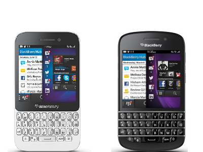 BlackBerry 10 and Q5, BlackBerry Q10, new BlackBerry