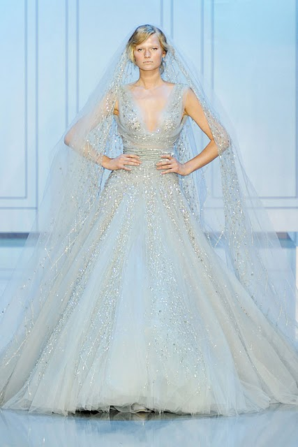 Paris Couture Week - Elie Saab Couture Fall 2011 - Asian Wedding Ideas