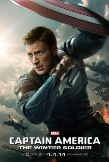 Captain America The Winter Soldier 2014