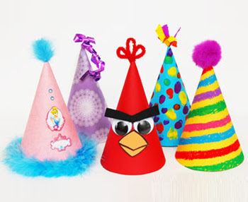 How to make a Birthday Hat
