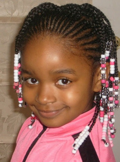 Natural Hairstyles Little Girls