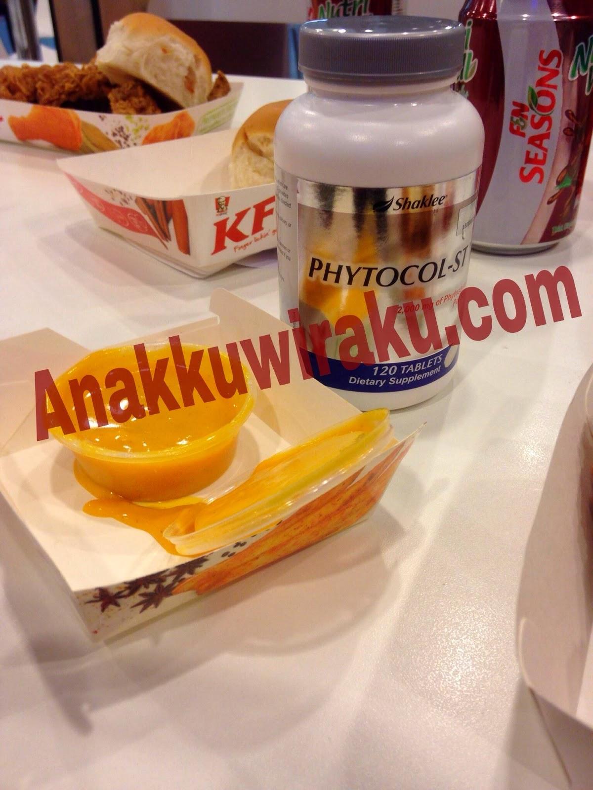 Kurangkan kolestrol