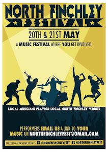 Come to the North Finchley Festival