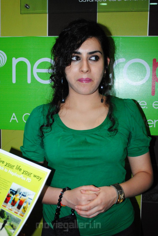 Archana Veda at Nephroplus Dialysis Center Hyderabad