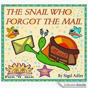 http://www.amazon.es/gp/product/B00EVDUR1Y?ie=UTF8&camp=3714&creative=25246&creativeASIN=B00EVDUR1Y&linkCode=shr&tag=juntanmasletr-21&=digital-text&qid=1390046478&sr=1-1&keywords=Children%27s+Book%27s+The+Snail+Who+Forgot+The+Mail+How+to+Teach+patience
