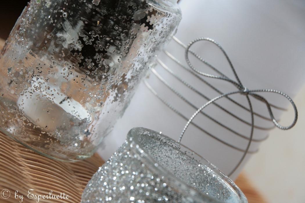 Jours de bonheur diy photophores en f te for Decouper du verre
