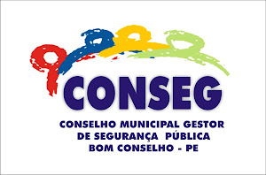 Conselho Municipal Gestor de Segurança Pública de Bom Conselho - PE
