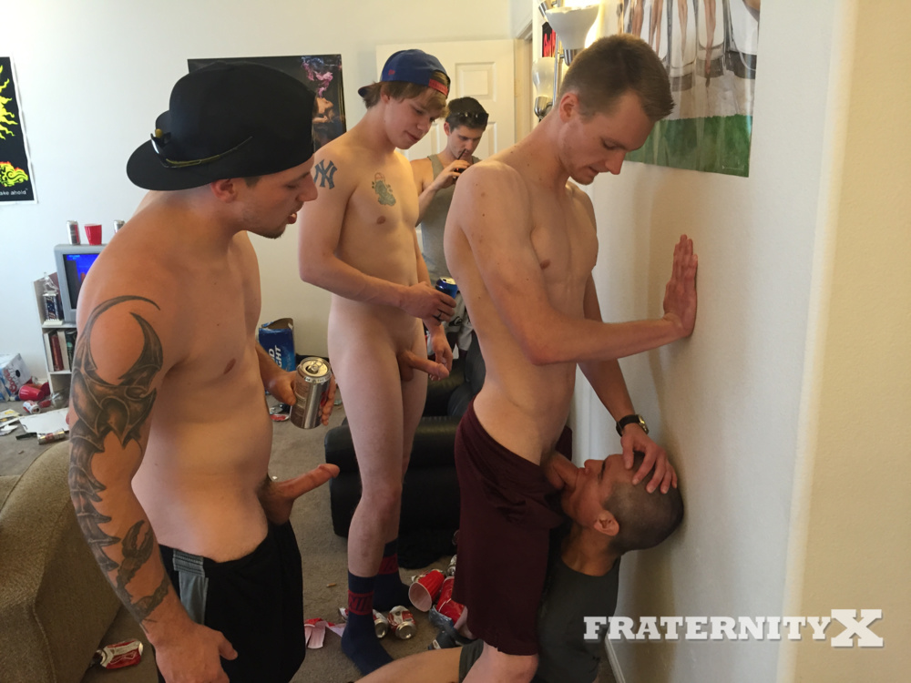Frat Horny Humps Room Mate