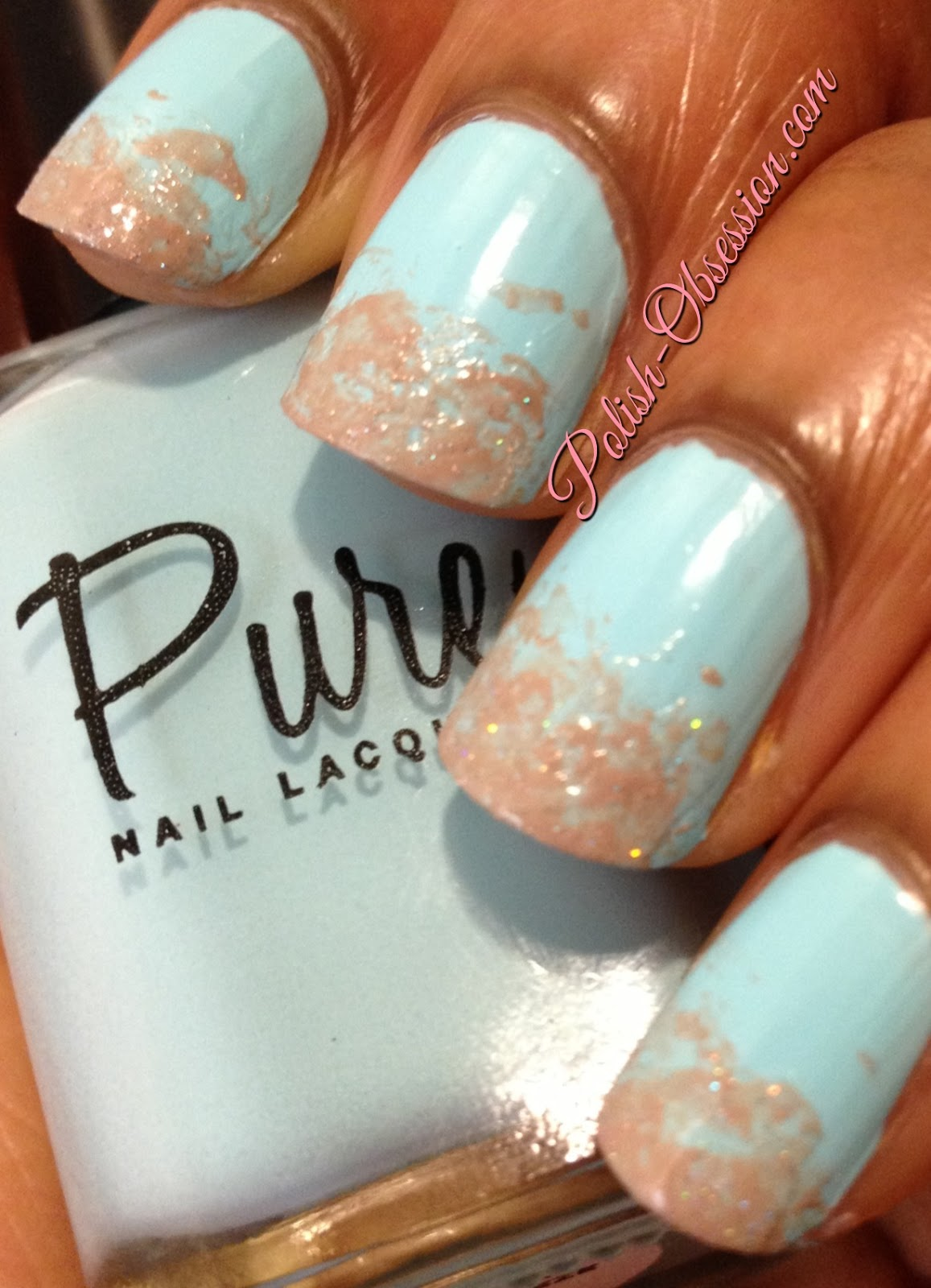 Summer Beach Nail Designs Busy girls summer nail art