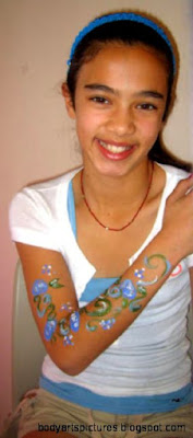Face Painting amp Body Art