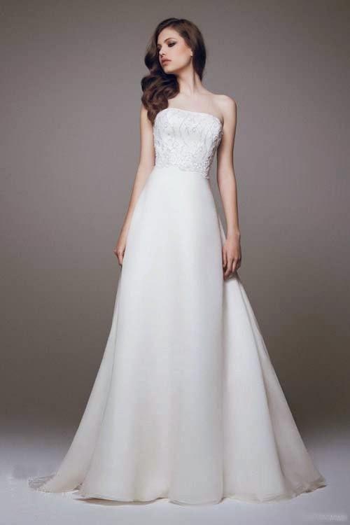 2015 Beautiful Wedding Dresses Ideas by Blumarine
