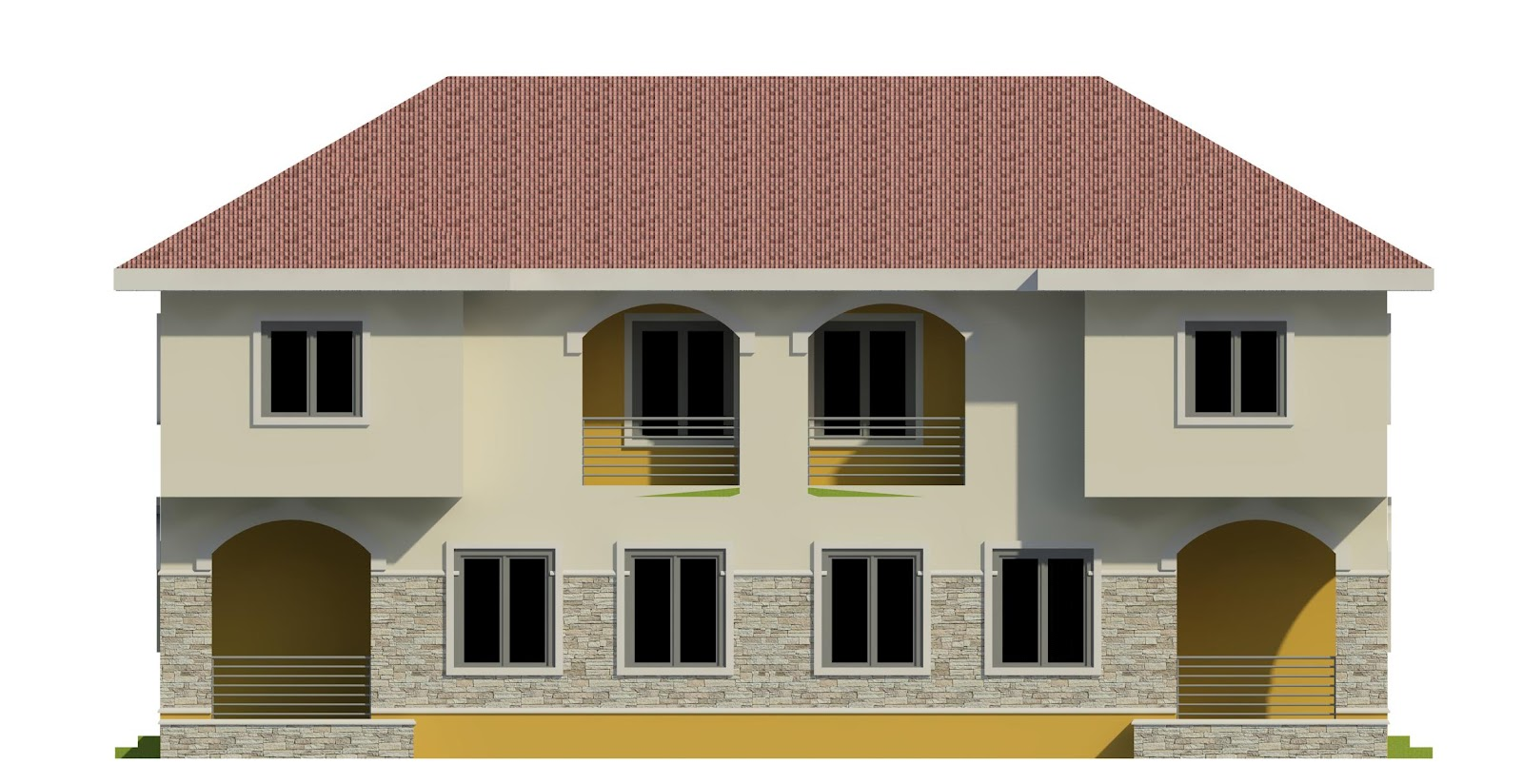 Dizyneresource Residential Building Designs 1 Two