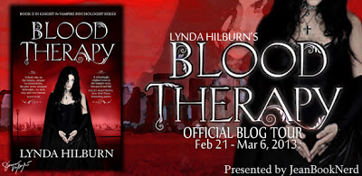 Blood Therapy Blog Tour