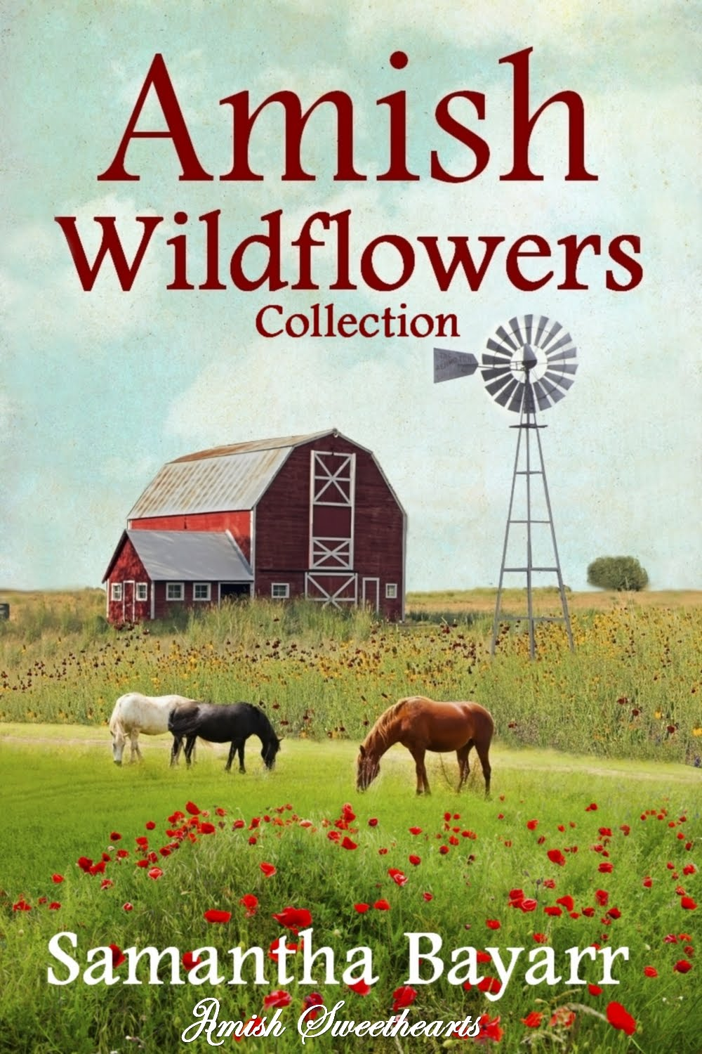 Amish Wildflowers Collection