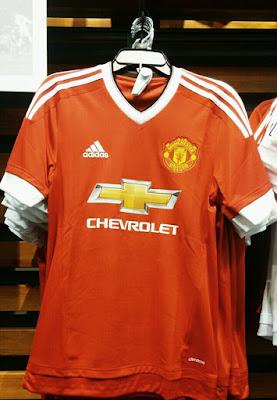 Senarai Pemain Manchester United Musim 2015 2016 Nombor Jersi Terkini