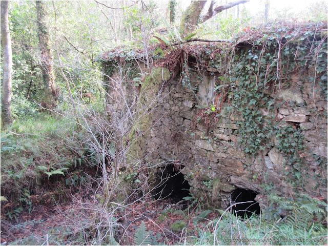 restos de un molino