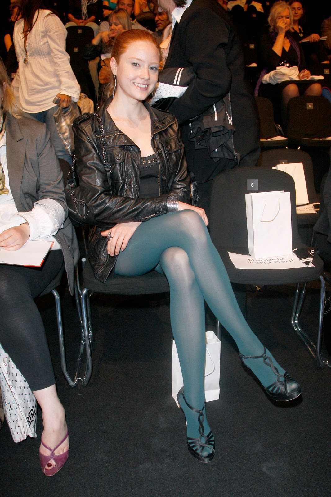image Sarah blake stockings and fucking