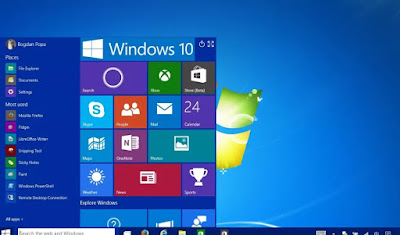 Windows 10 Home full version ISO Image